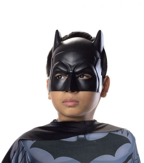 RUBIES Batman Mask