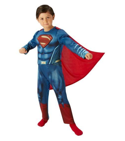 RUBIES Batman Vs. Superman Movie - Superman Deluxe Costume