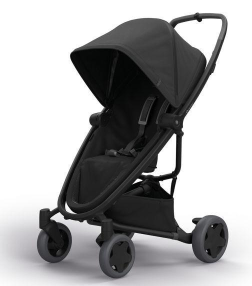 QUINNY Zapp Flex Plus Black On Black Stroller