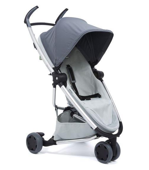 QUINNY Zapp Flex Graphite On Grey Stroller