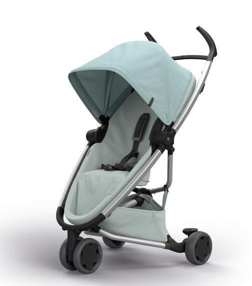 QUINNY Zapp Flex Frost On Grey Stroller