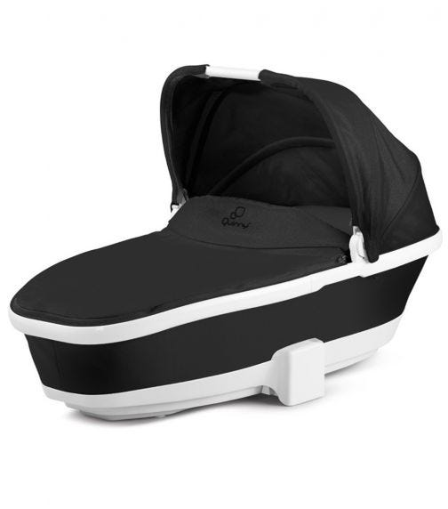 QUINNY Foldable Carry Cot Black Irony