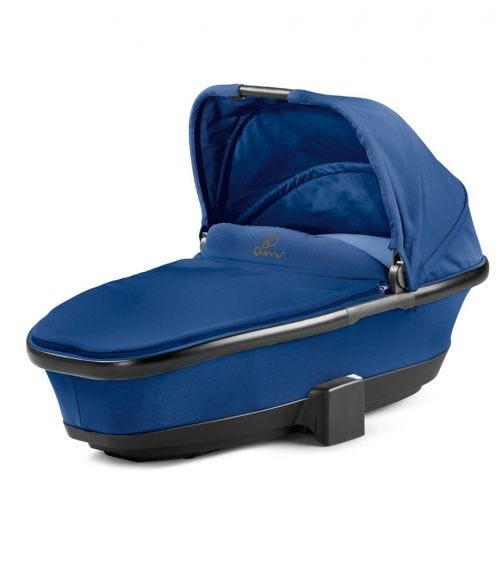 QUINNY Foldable Carry Cot Blue Base