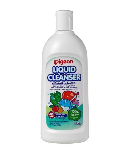 PIGEON Liquid Cleanser - 450ML