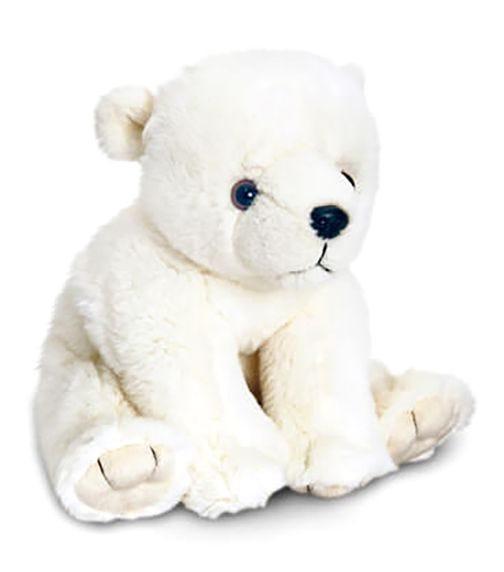 KEEL TOYS UK 25 cm Polar Bear Soft Toy