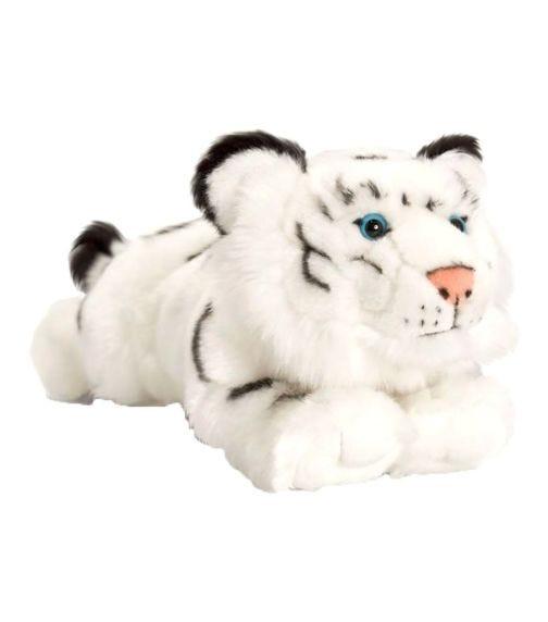 KEEL TOYS UK 33 cm White Tiger Soft Toy