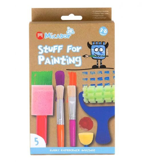 MICADOR Stuff For Painting For Kids