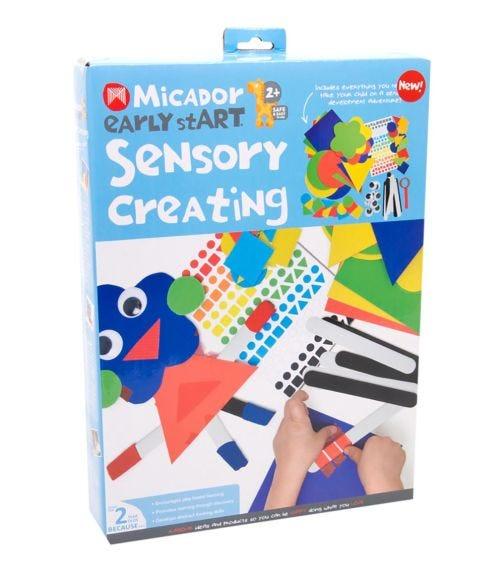 MICADOR Sensory Creating Pack For Kids