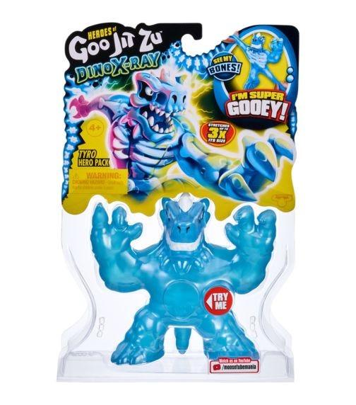 GOO JIT ZU S4 Dino Hero Power Bones Hero Pack - Tyro