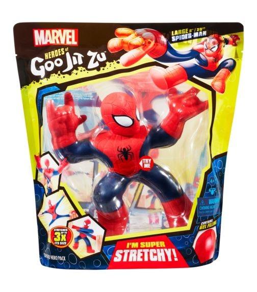 GOO JIT ZU Marvel S2 Sup Hero Pack - Spiderman