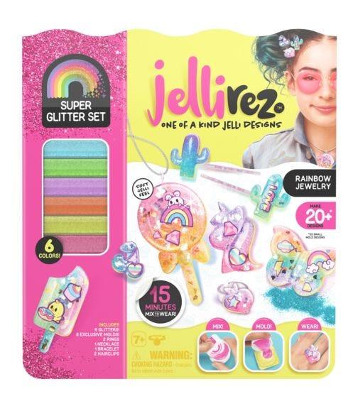 JELLI REZ S1 Super Stylemi Pack - Rainbow