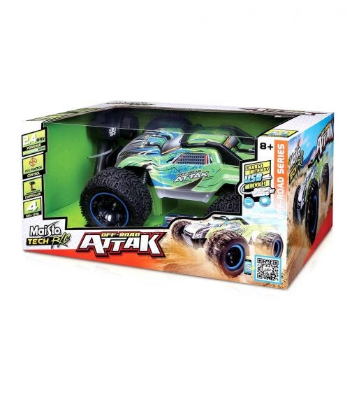 MAISTO Tech RC - Offroad Series - Offroad Attack