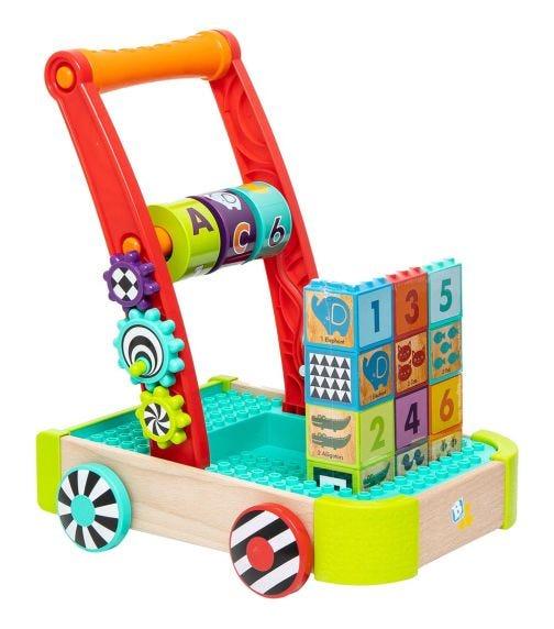 INFANTINO B-Kids Block Cart