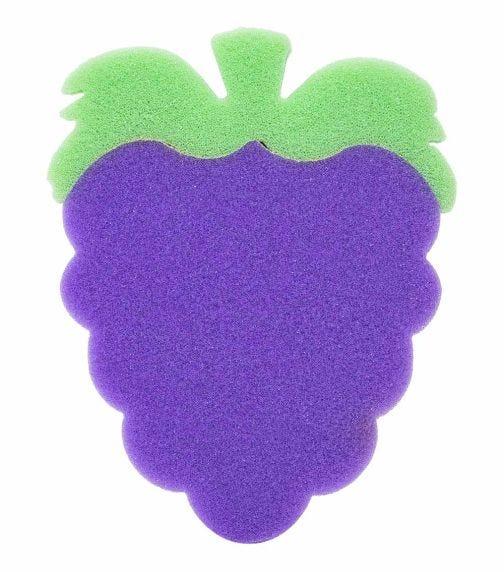 REEMA VISION Loveliest Baby Bath Sponge - Grapes