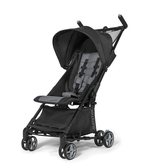 SUMMER INFANT 3D Micro Super Compact Fold Stroller