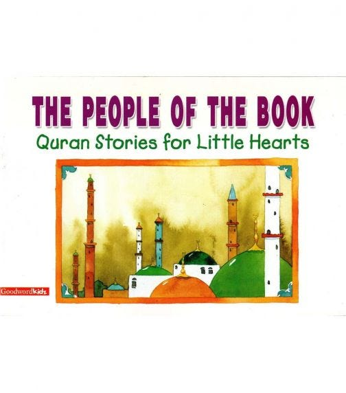 GOODWORD People Of The Book (Paperback Cover)