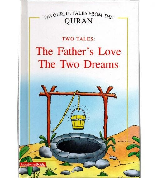 GOODWORD The Father's Love, The Two Dreams (Hardback Cover)