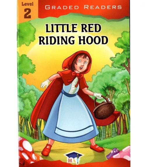 HOME APPLIED TRAINING Level 2 - Little Red Riding Hood