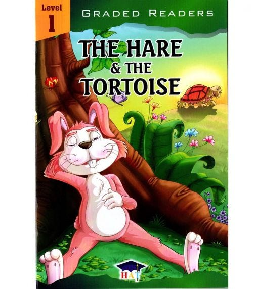 HOME APPLIED TRAINING Level 1 - The Hare & The Tortoise