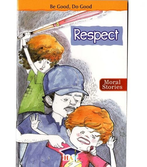 HOME APPLIED TRAINING Moral Stories: Respect