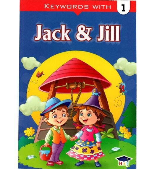 HOME APPLIED TRAINING Keywords With Jack & Jill