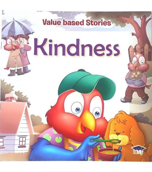 HOME APPLIED TRAINING Value Based Stories - Kindness