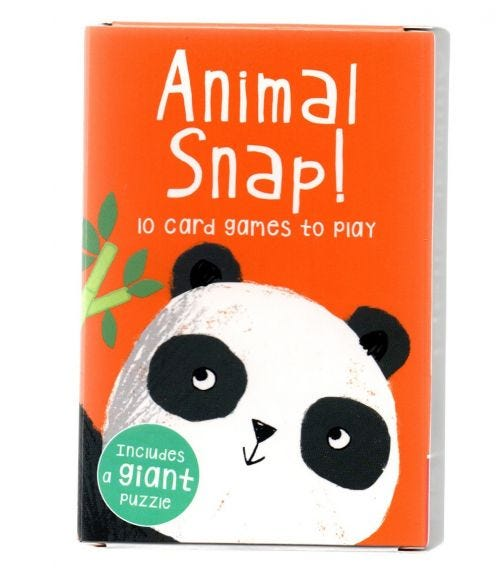 MILES KELLY Animal Snap!