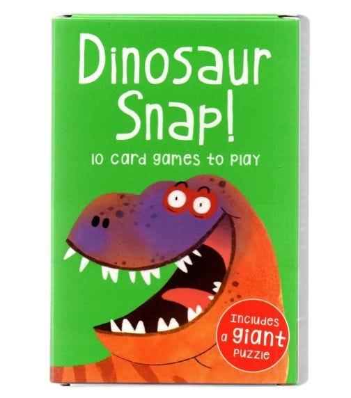 MILES KELLY Dinosaur Snap!