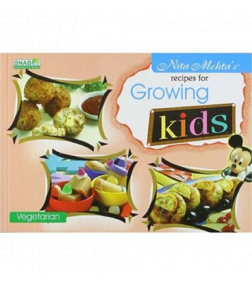 SNAB PUBLISHERS Recipes For Growing Kids