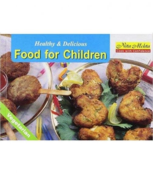 SNAB PUBLISHERS Healthy And Delicious Food For Children