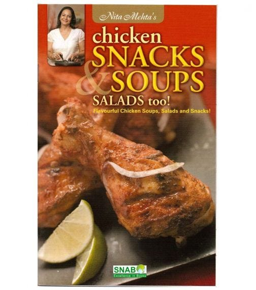 SNAB PUBLISHERS Chicken Snacks Soups