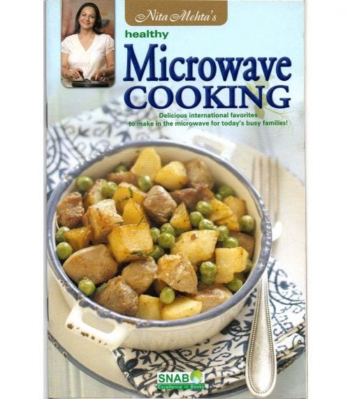 SNAB PUBLISHERS Healthy Microwave Cooking