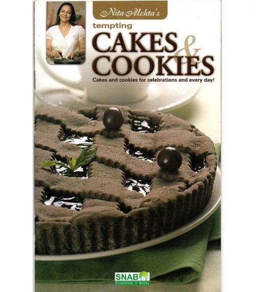 SNAB PUBLISHERS Cakes Cookies Book