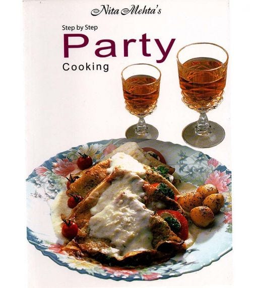 SNAB PUBLISHERS Step By Step Party Cooking