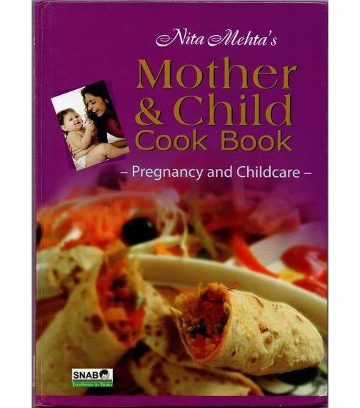 SNAB PUBLISHERS Mother & Child Cook Book