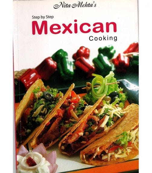 SNAB PUBLISHERS Step By Step Mexican Cooking
