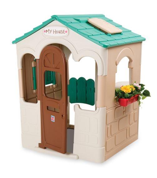 GROW N UP Playhouse & Play Garden