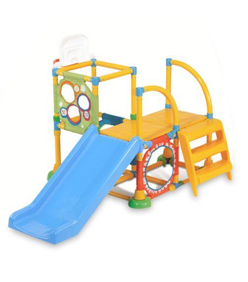 GROW N UP Climb N Slide Gym