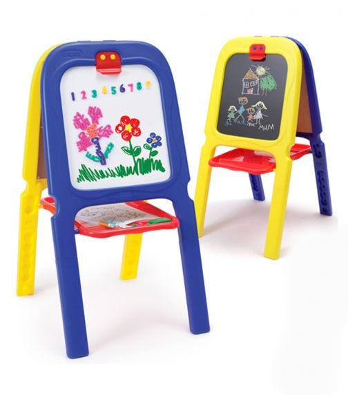 GROW N UP 3 In 1 Double Easel