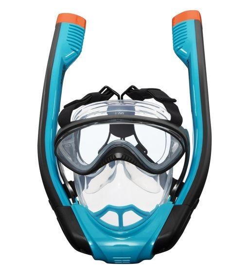 BESTWAY Hydro-Pro Seaclear Flowtech Snorkeling Mask - L/XL