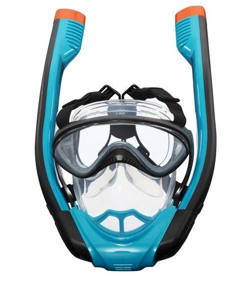 BESTWAY Hydro-Pro Seaclear Flowtech Snorkeling Mask - S/M
