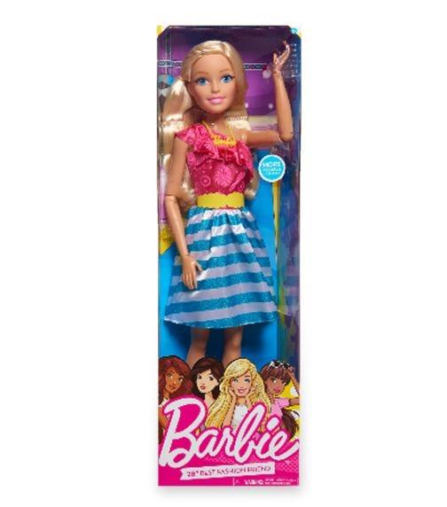 BARBIE 28 Doll Fashionistas