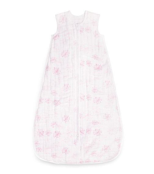 ADEN + ANAIS Classic Sleeping Bag - Lovely Reverie Dandelions (0-6M)