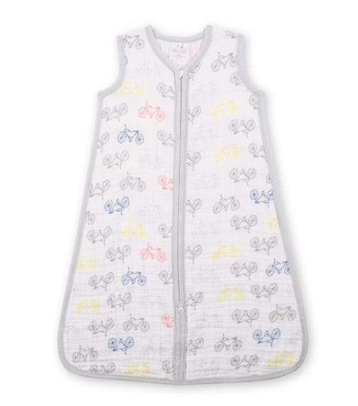 ADEN + ANAIS Classic Sleeping Bag - Leader of the Pack Cycles (0-6M)