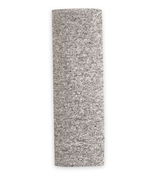 ADEN + ANAIS Snuggle Knit Swaddle Blanket - Heather Grey