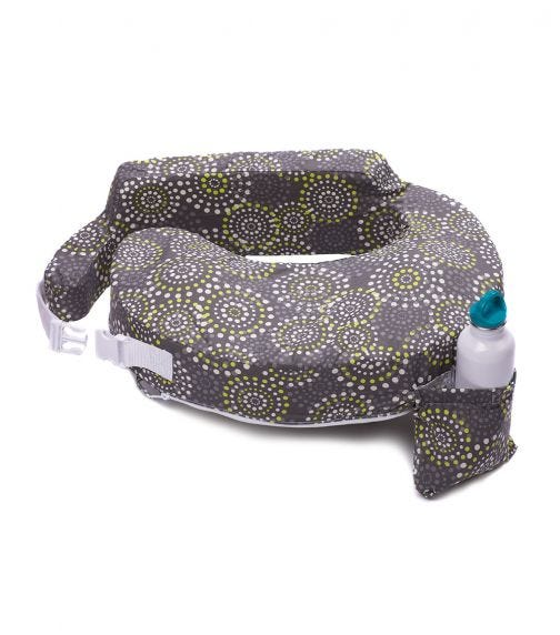 MY BREST FRIEND Inflatable Travel Pillow - Fireworks