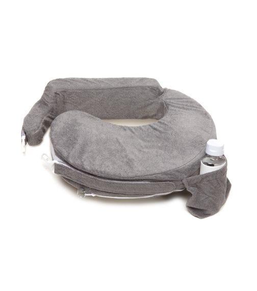 MY BREST FRIEND Deluxe Pillow - Evening Grey