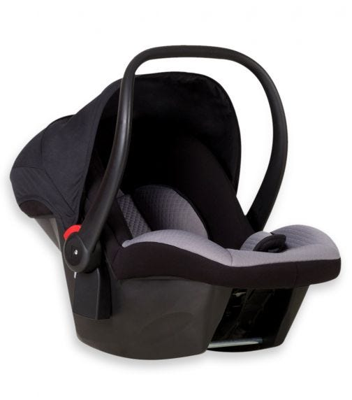 MOUNTAIN BUGGY Protect Infant Carseat V2