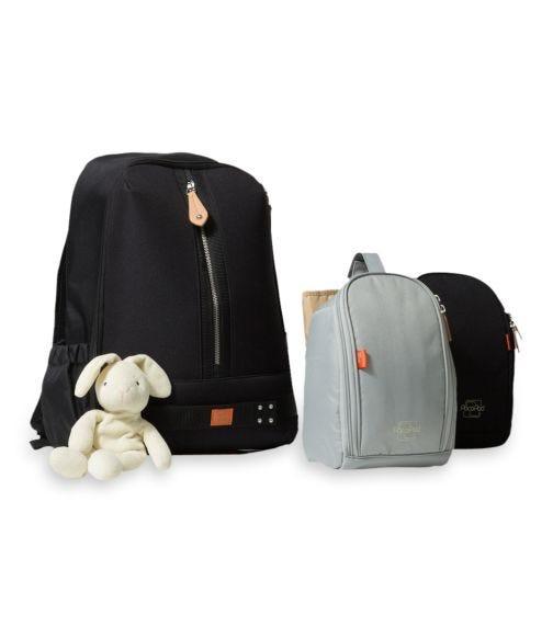PACAPOD Picospack Travel Bag - Black