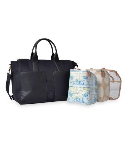 PACAPOD Croyde Travel Bag - Black